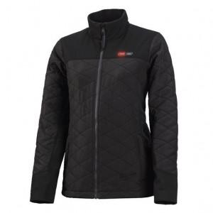 Milwaukee M12 HJP LADIES-0 (L) női fűthető pufi kabát, fekete (akku és töltő nélkül) termék fő termékképe