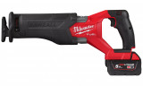 Milwaukee M18 FSZ-502X FUEL™ akkus SAWZALL® szénkefe nélküli szablyafűrész (2 x 5.0 Ah Li-ion akkuval)