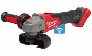 Milwaukee M18 ONEFSAG125XB-0X akkus ONE-KEY™ FUEL™ RAPIDSTOP™ szénkefe nélküli sarokcsiszoló (akku és töltő nélkül) termék fő termékképe
