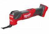 Milwaukee M18 FMT-0X FUEL™ akkus szénkefe nélküli multitool (akku és töltő nélkül)