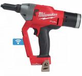 Milwaukee M18 ONEFPRT-0X akkus ONE-KEY™ FUEL™ szénkefe nélküli popszegecshúzó (akku és töltő nélkül)