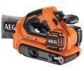 AEG BHBS 18-75BL-0 Brushless akkus szénkefe nélküli szalagcsiszoló (akku és töltő nélkül)