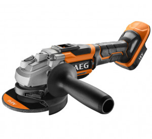 AEG BEWS 18-115 BL-0 Brushless akkus szénkefe nélküli sarokcsiszoló (akku és töltő nélkül) termék fő termékképe