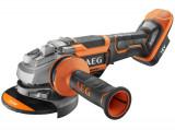 AEG BEWS 18-125 BL PX-0 Brushless akkus szénkefe nélküli sarokcsiszoló (akku és töltő nélkül)