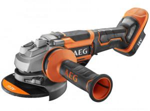 AEG BEWS 18-125 BL PX-0 Brushless akkus szénkefe nélküli sarokcsiszoló (akku és töltő nélkül) termék fő termékképe