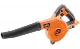 AEG BGE 18-0 akkus légseprű (akku és töltő nélkül)