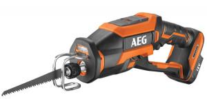 AEG BUS 18 CBL-0 Brushless akkus szénkefe nélküli szablyafűrész (akku és töltő nélkül) termék fő termékképe