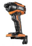 AEG BSS18B6-0 Brushless akkus szénkefe nélküli ütvecsavarozó (akku és töltő nélkül)