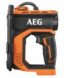 AEG BK 18C-0 akkus nagy teljesítményű pumpa (akku és töltő nélkül)