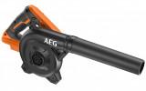 AEG BGE 18C2-0 akkus légseprű (akku és töltő nélkül)