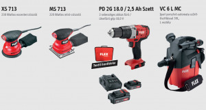 Flex Hobby csomag termék fő termékképe
