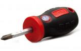Genius Tools 502+1201 Phillips marokcsavarhúzó, PH1x38mm