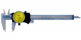Mitutoyo Órás tolómérő, 0-150 mm, 0.02 mm, 2 mm/rev (505-730)