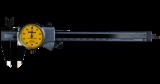 Mitutoyo Órás tolómérő, 0-200 mm, 0.01 mm, 1 mm/rev (505-733)