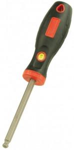 Genius Tools 508+4848 gömbvégű imbusz csavarhúzó, 8x115mm termék fő termékképe