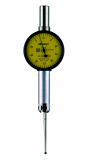 Mitutoyo Szögtapintós mérőóra hosszú tapintóval, kis helyigényű, Ø33 mm, 0.5 mm, 0.01 mm (513-514E)