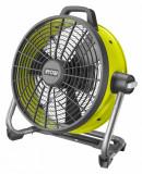 Ryobi R18F5-0 akkus padló ventilátor (akku és töltő nélkül)