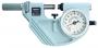 Mitutoyo Mérőórás passzaméter, IP54, 0-25 mm, 0.001 mm (523-121)