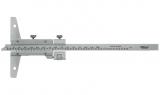 Mitutoyo Nóniuszos mélységmérő finomállítóval, 0-200 mm, 0.02 mm (527-102)