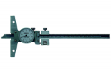 Mitutoyo Órás mélységmérő finomállítóval, 0-200 mm, 0.05 mm (527-302-50)