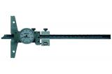 Mitutoyo Órás mélységmérő finomállítóval, 0-300 mm, 0.05 mm (527-303-50)