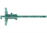 Mitutoyo Nóniuszos mélységmérő horgas véggel, 0-200 mm, 0.05 mm (527-402)