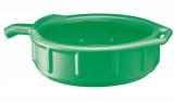 COMPAC Hydraulik 53003 olajleeresztő tál (fagyálló folyadékokhoz), zöld, 16 literes