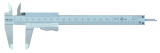 Mitutoyo Nóniuszos tolómérő rugós rögzítővel, 0-150 mm, 0.05 mm (531-101)