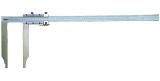 Mitutoyo Hosszúpofás nóniuszos tolómérő finomállítóval, 0-500 mm, 0.02 mm (534-114)