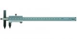 Mitutoyo Eltoltpofás központmérő tolómérő, 10.1-200 mm, 0.05 mm (536-106)