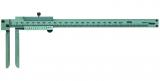 Mitutoyo Késélű tolómérő, 10.1-200 mm, 0.05 mm (536-142)