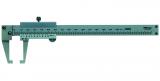 Mitutoyo Nóniuszos tolómérő befelé álló csőrrel, 0-150 mm, 0.05 mm (536-151)