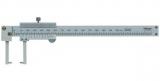 Mitutoyo Nóniuszos tolómérő befelé álló csőrrel, hegyes típus, 0-150 mm, 0.05 mm (536-152)