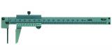 Mitutoyo Csővastagságmérő tolómérő, 0-150 mm, 0.05 mm (536-161)