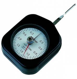 Mitutoyo Rugós erőmérő segédmutatóval, 10-100 mN (546-133) termék fő termékképe
