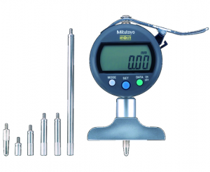 Mitutoyo ABSOLUTE Digimatic mélységmérő, 0-200 mm, 0.01 mm (547-211) termék fő termékképe