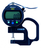 Mitutoyo ABSOLUTE Digimatic gyors-vastagságmérő kerámia tárcsatapintóval, IP42, 0-10 mm, 0.01 mm (547-301)