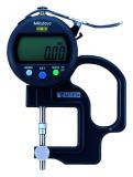 Mitutoyo ABSOLUTE Digimatic gyors-vastagságmérő állítható ülékkel, IP42, 0-10 mm, 0.01 mm (547-313)