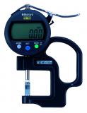 Mitutoyo ABSOLUTE Digimatic gyors-vastagságmérő késél mérőfejjel, IP42, 0-10 mm, 0.01 mm (547-315)