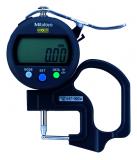 Mitutoyo ABSOLUTE Digimatic gyors-vastagságmérő csőfalvastagság méréséhez, IP42, 0-10 mm, 0.01 mm (547-360)