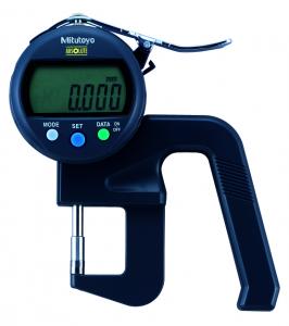 Mitutoyo ABSOLUTE Digimatic gyors-vastagságmérő, IP42, 0-12 mm, 0.01/0.001 mm (547-401) termék fő termékképe