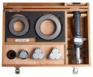 Mitutoyo ABSOLUTE Borematic 3-ponton mérő digitális furatmérő készlet, 50-63 / 62-75 / 75-88 / 87-100 mm, 0.001 mm (568-927) termék fő termékképe