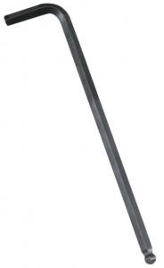 Genius Tools 572080B hosszú gömbvégű imbuszkulcs, L-alakú, 8 mm termék fő termékképe