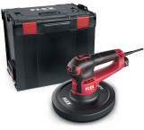 Flex GCE 6-EC Kit MH-O Handy-zsiráf rövidszárú falcsiszoló kerek csiszolófejjel