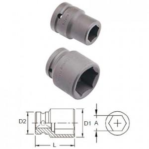 "Genius Tools 645217 3/4""-os 6 lapú légkulcsfej, 17 mm termék fő termékképe"
