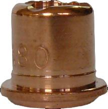 Mastroweld Plazma fúvóka A80, A81 Trafimet MW 1.1mm termék fő termékképe