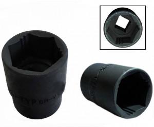 """Welzh Werkzeug 1/2""""-os 6 lapú Lok-Typ légkulcsfej termék fő termékképe"""