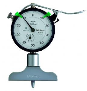 Mitutoyo Analóg órás mélységmérő, 0-200 mm, 0.01 mm (7211) termék fő termékképe