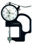 Mitutoyo Analóg órás gyors-vastagságmérő állítható ülékkel, 0-10 mm, 0.01 mm (7313)