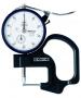 Mitutoyo Analóg órás gyors-vastagságmérő csőfalvastagság méréséhez, 0-10 mm, 0.01 mm (7360)